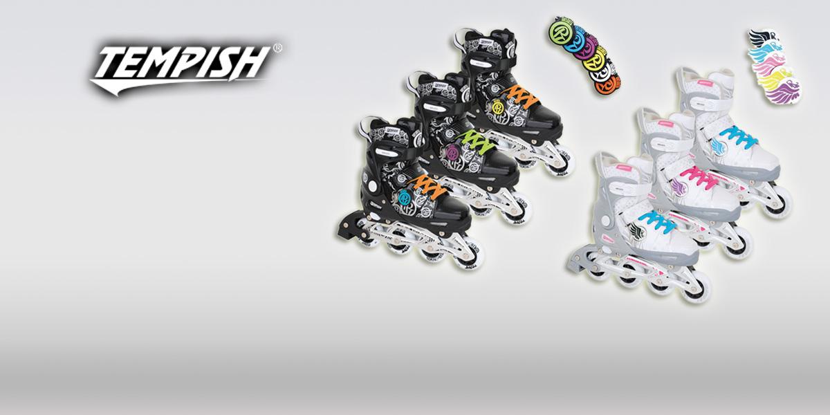 Tempish Lux Rebel - 12 цветовых решений в одной модели