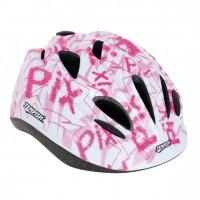 Детский защитный шлем Tempish PIX розовый