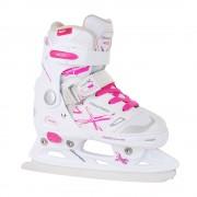Детские раздвижные коньки Tempish NEO-X ICE LADY розовые