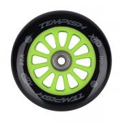 Колеса для самоката Tempish PU 85A 110x24 мм с подшипником зеленые