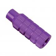 Пеги для самоката фиолетовые