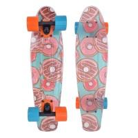Скейтборд Tempish Buffy Flash X donuts (светящиеся колеса)