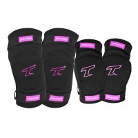 Набор защиты Tempish Bing розовый
