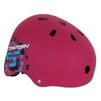 Защитный шлем Tempish Skillet Z фиолетовый